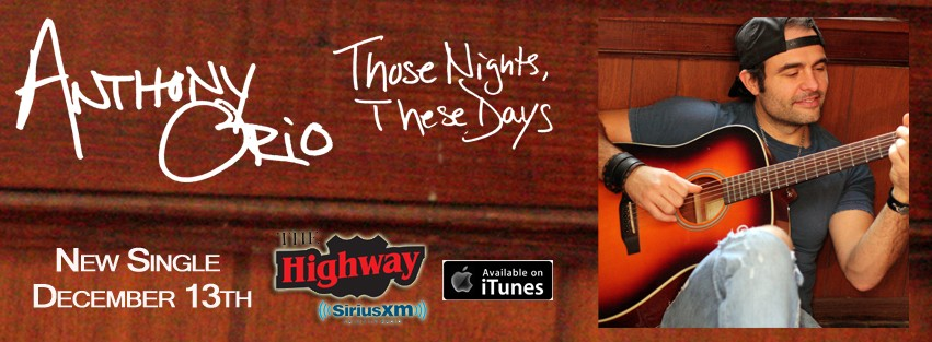 New Single on iTunes and The Highway on SiriusXM